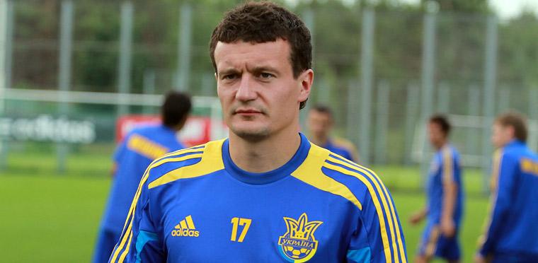 Игрок сборной Украины пожелал французам провала на ЧМ-2014